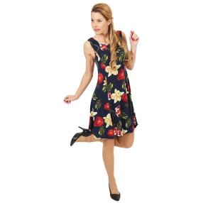 Damen-Kleid 'Arietta' multicolor
