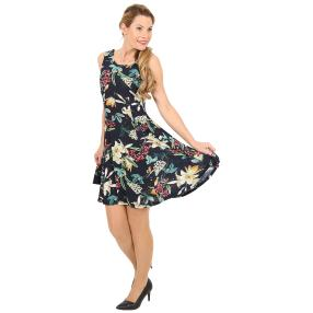Damen-Kleid 'Gitana' multicolor