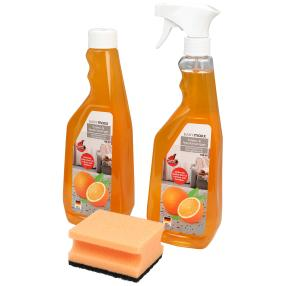 EASYmaxx Polster & Teppichreiniger Orange