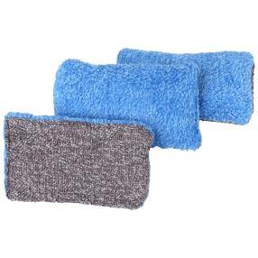 Bacfree Reinigungsschwamm antibakteriell, 3-teilig
