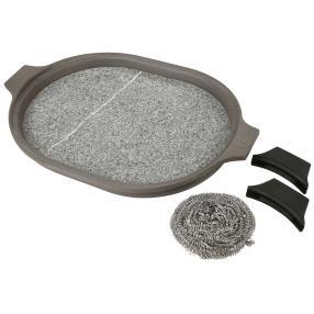 Granitstyle Servierpfanne 43cm