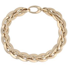 Armband 585 Gelbgold