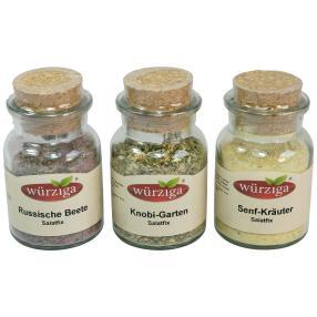 Salat-Mix Kunterbunt