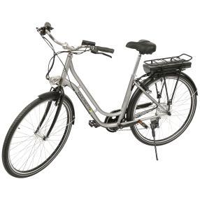 SAXONETTE E-Bike, silber
