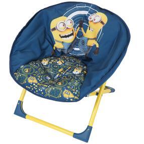 Minions Kinder-Klappstuhl, blau