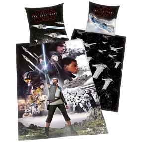 Star Wars 8 Bettwäsche, 135 x 200 cm