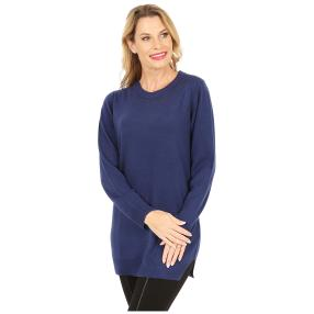 Cashmerelike by BLUE SEVEN Pullover mit Strass