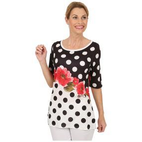 BRILLIANTSHIRTS Shirt 'In Love' multicolor