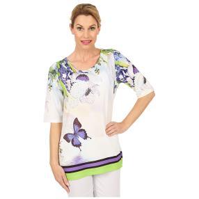BRILLIANT SHIRTS Shirt 'Pleasure' multicolor