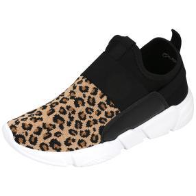 Claudia Ghizzani Sneaker schwarz leo