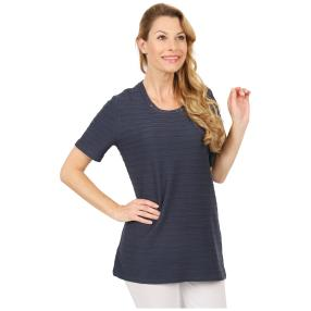 RÖSSLER SELECTION Damen-Shirt dunkelblau