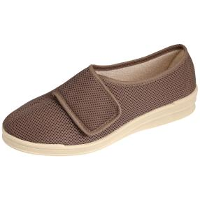 Comando by PANTO FINO Damen Slipper braun