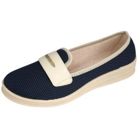 Comando by PANTO FINO Slipper navy