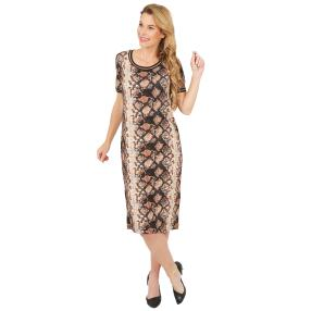 RÖSSLER SELECTION Damen-Kleid multicolor