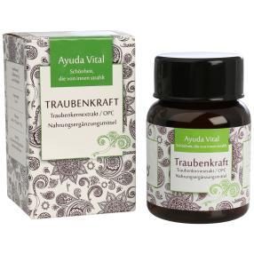 AyudaVital Traubenkraft mit Vitamin C 120 Kapseln