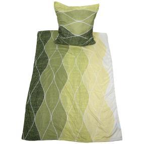 CoolSummer Bettwäsche 2tlg. grün