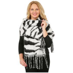High Volume Schal Wild Life zebra