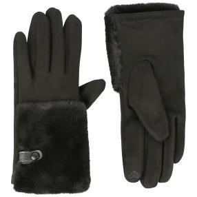 Damenhandschuhe Russia one size schwarz