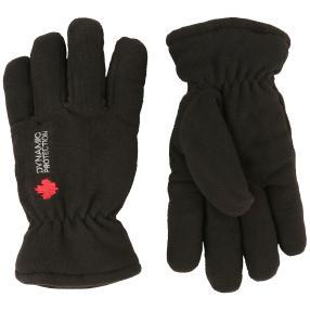 MEGA THERMO Handschuhe schwarz Fleece