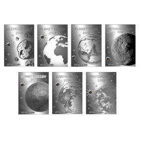 Solar 7 - Meteroritenbarren