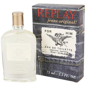 Replay Jeans Original for Him EdT 75 ml
