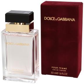 D&G Pour Femme Eau de Parfum Spray 50 ml