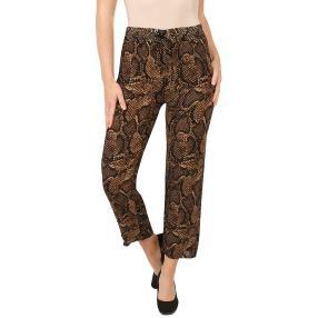 Weite Damen-Hose 'Trend' multicolor