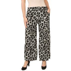 Weite Damen-Hose 'Savannah' multicolor