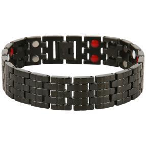 Armband Titan, schwarz