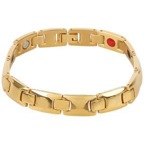 Armband Titan vergoldet