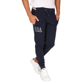 U.S. POLO ASSN. Herren-Sweat-Hose marine