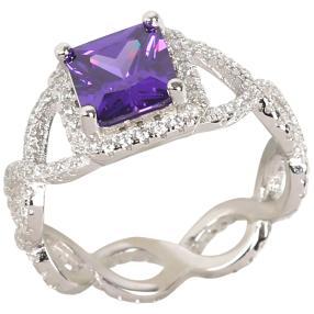 Ring Zirkonia 925 Silber
