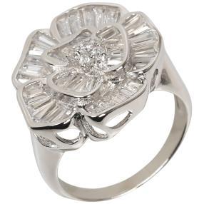 Ring Zirkonia, 925 Silber