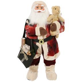 Weihnachtsmann Rune, 80 cm
