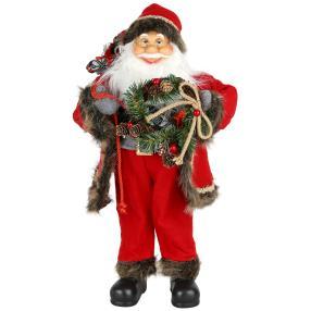 Weihnachtsmann Fiete, 60 cm