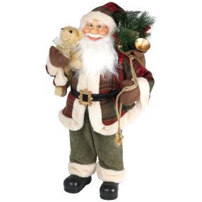 Weihnachtsmann Hendrik 60 cm