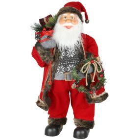 Weihnachtsmann Fiete 80 cm