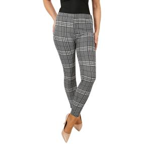 Antonio Lady-Jeans-Leggings 'Glencheck II'