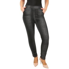 Antonio Lady-Jeans-Leggings 'Teddy' hellblau