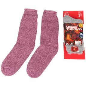 2er Set Lady-Mega-Thermo Socken
