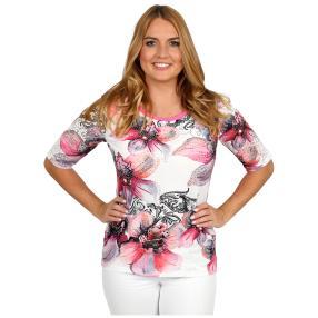 BRILLIANTSHIRTS Shirt 'Beauty' multicolor
