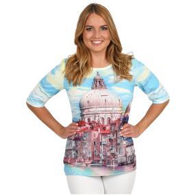 BRILLIANTSHIRTS Shirt 'Florence' multicolor