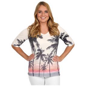BRILLIANTSHIRTS Shirt 'Holiday' multicolor