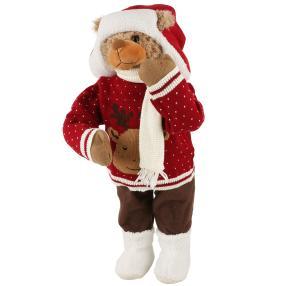 Weihnachts-Bär 64 cm
