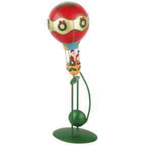Metalldeko Ballon 45cm