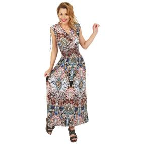 Damen-Kleid 'Melissa' multicolor