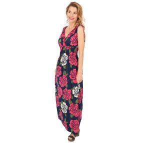 Damen-Kleid 'Menrose' multicolor