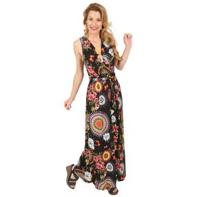 Damen-Kleid 'Marbella' multicolor