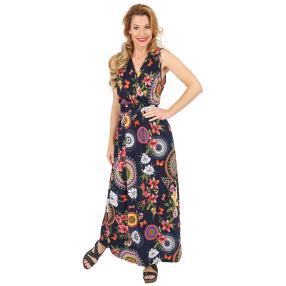 Damen-Kleid 'Marbella' multicolor