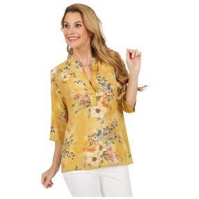 Damen-Tunika 'Sarafina' Pailetten multicolor
